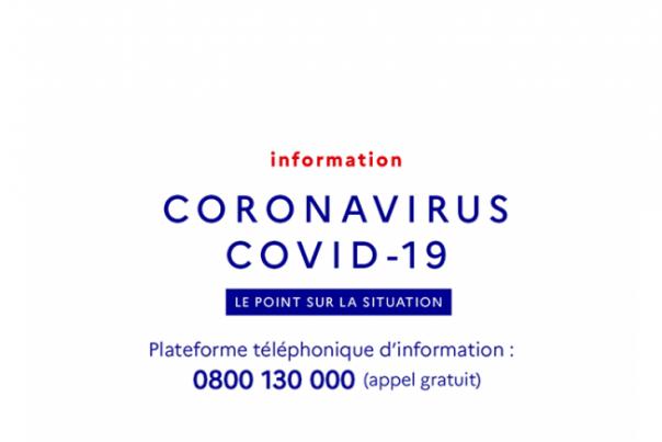 Coronavirus - Point de situation à Cormeilles