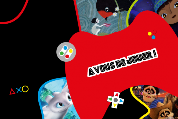 14e festival du dessin animé de Cormeilles - du 22 au 30 mars 2019