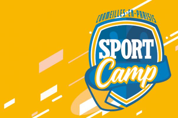 Sport Camp : du 9 juillet au 7 août 2020 !