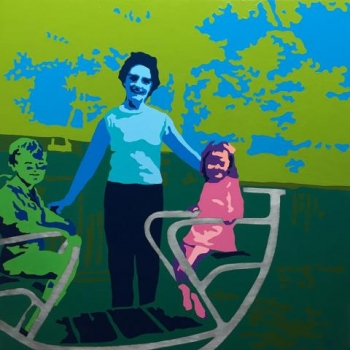[Expo] Portraits de famille, Dale Joseph Rowe