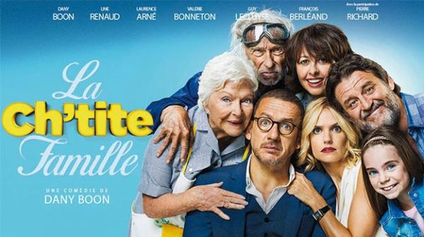 Film La Ch'tite famille