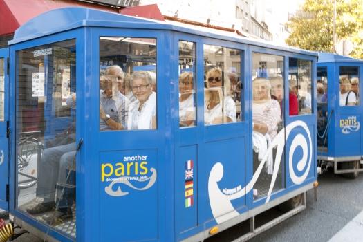 Sortie séniors : journée à Paris