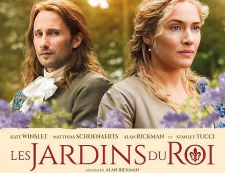 """Affiche  """"Les Jardins du Roi"""""""