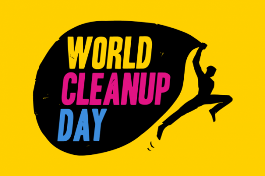 World Clean Up Day à Cormeilles