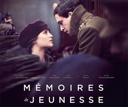 """Ciné-goûter """"Mémoires de jeunesse"""""""