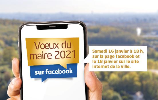Vœux du Maire 2021