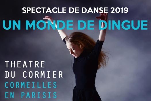 Spectacle de danse 2019 : un monde de dingue