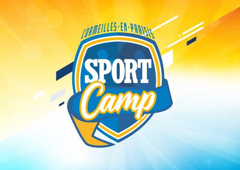 Affiche de l'évènement Sport Camp été