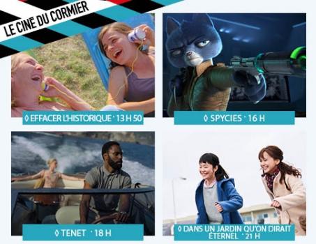 À l'affiche le 4 octobre au Ciné du Cormier