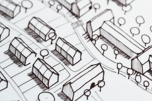 Avis d'enquête publique relative à la révision du plan local d'urbanisme