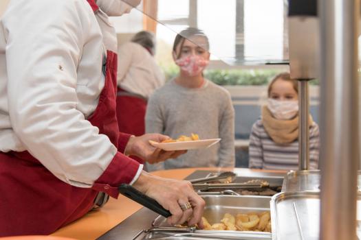 Du nouveau dans les restaurants scolaires