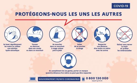 Coronavirus : restons vigilants   Cormeilles-en-Parisis