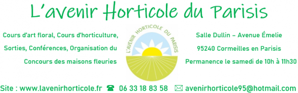 L'avenir horticole du Parisis