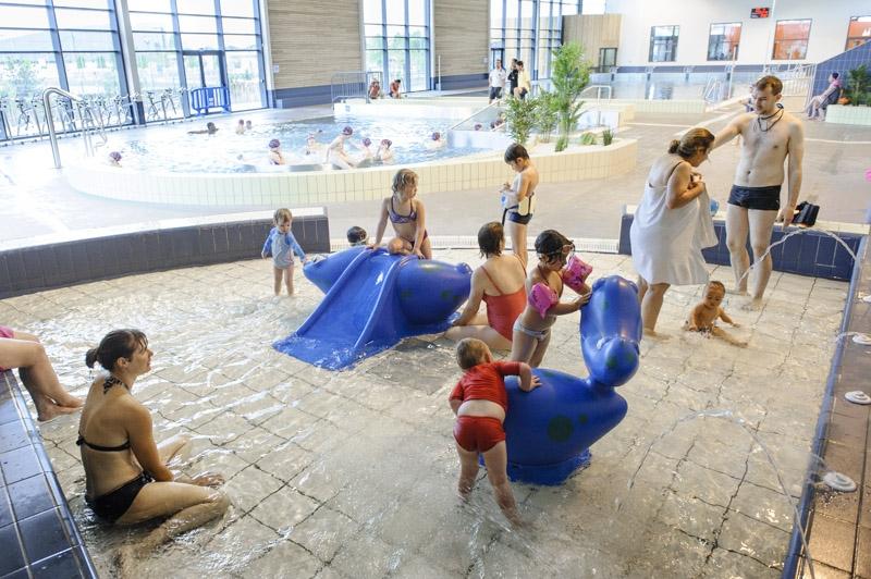 Centre Aquatique Les Oceanides Cormeilles En Parisis