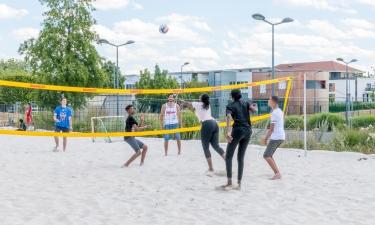 Sport Camp 2020 - beach volley
