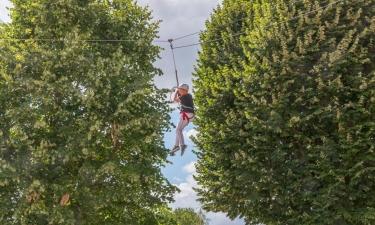 Sport Camp 2020 - tyrolienne au beffroi