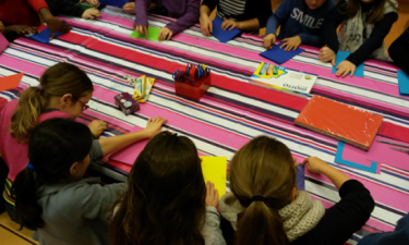 Activité de la primaire Maurice Berteaux
