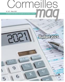 Cormeilles Mag n°247 - Mars 2021