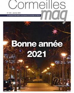 Cormeilles Mag n°245 - Janvier 2021