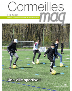 Couverture CMag mai 2021