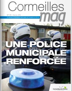 Couverture Cormeilles Mag 199
