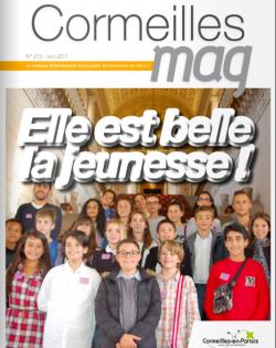 Couverture Cormeilles Mag 213