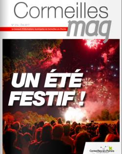 Couverture Cormeilles Mag 214