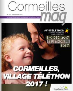 Couverture Cormeilles Mag 217
