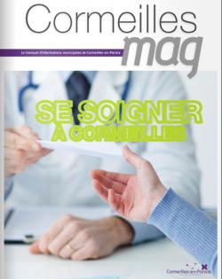 Couverture Cormeilles Mag 227