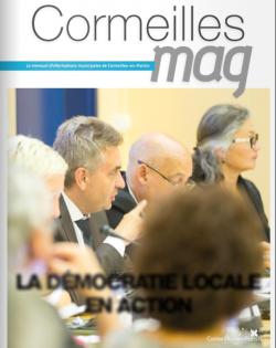 Couverture Cormeilles Mag 229