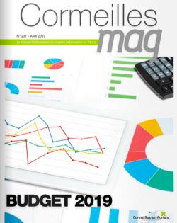 Couverture Cormeilles Mag 231