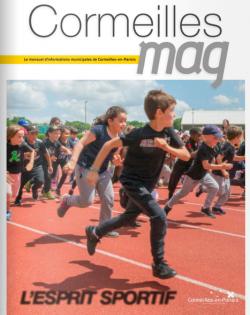 Couverture Cormeilles Mag 232