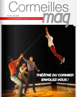 Couverture Cormeilles Mag 234