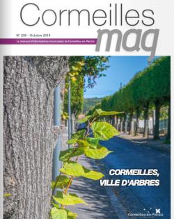Couverture Cormeilles Mag 236