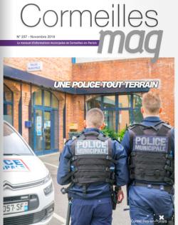 Couverture Cormeilles Mag 237