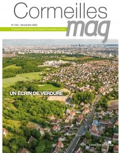 Cormeilles Mag n°243 - Novembre 2020