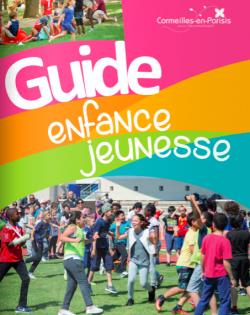 Couverture guide enfance jeunesse 2017