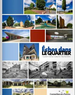 Couverture Echo dans le quartier
