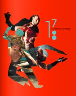 Couverture programme théâtre 2017 2018