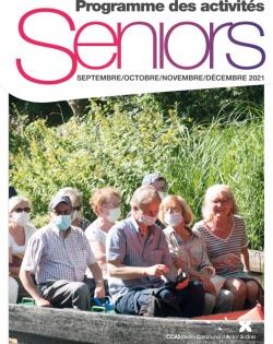 Programme Seniors Sept.-Déc. 2021