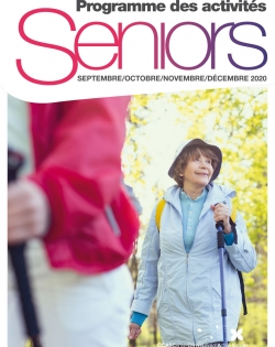 Programme Seniors Sept.-Déc. 2020