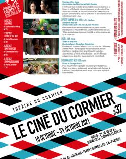Programme Cinéma 37 - octobre 2021