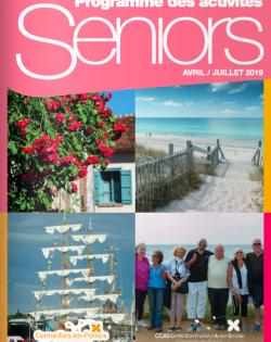 Couverture programme séniors printemps 2019