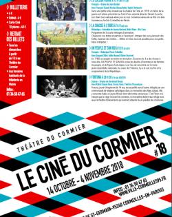 Couverture programme cinéma 18