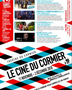 Couverture programme cinéma 19