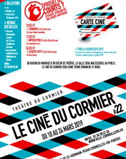 Couverture programme cinéma 22