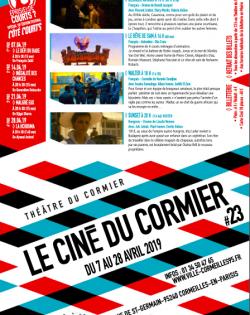 Couverture programme cinéma 23