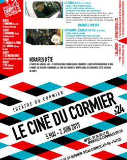 Couverture programme cinéma 24