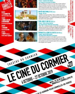 Couverture programme cinéma 27