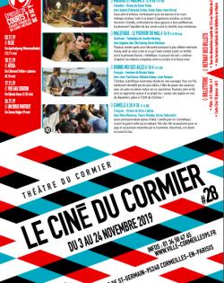 Couverture programme cinéma 28